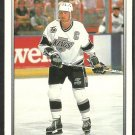 LOS ANGELES KINGS WAYNE GRETZKY 1991 OPC PREMIER # 3