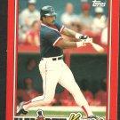 1990 Kay Bee Kings Baseball Card # 27 Boston Red Sox Jim Rice