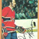 MONTREAL CANADIENS LARRY ROBINSON 1977 TOPPS INSERT # 18 EX MT