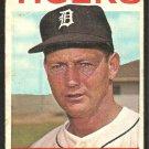DETROIT TIGERS FRANK LARY 1964 TOPPS # 197 fair/good