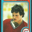 MONTREAL CANADIENS MARK NAPIER 1979 TOPPS # 222 ex mt
