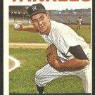 NEW YORK YANKEES PHIL LINZ 1964 TOPPS # 344 VG