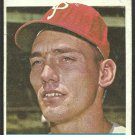 PHILADELPHIA PHILLIES BOBBY WINE 1964 TOPPS # 347 good