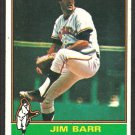 San Francisco Giants Jim Barr 1976 Topps Baseball Card # 308 vg
