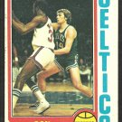 BOSTON CELTICS DON NELSON 1974 TOPPS # 46 VG