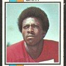 St Louis Cardinals Mel Gray 1973 Topps Football Card # 297 vg/ex