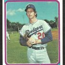 Los Angeles Dodgers Don Sutton 1974 Topps Baseball Card # 220