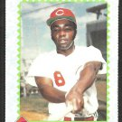 Cincinnati Reds Joe Morgan 1990 Topps The Magazine Baseball Card # TM13 nr mt
