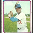 Los Angeles Dodgers Manny Mota 1974 Topps Baseball Card # 368 g/vg