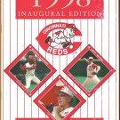 1998 Cincinnati Reds Spring Training Program