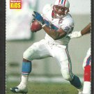 Tennessee Oilers Titans Eddie George 1998 Sports Illustrated For Kids Football Card # 723