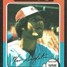 Montreal Expos Ken Singleton 1975 Topps Baseball Card # 125 good