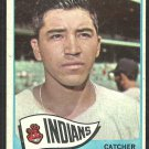 Cleveland Indians Camilo Carreon 1965 Topps Baseball Card # 578 vg/ex short print sp