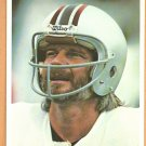 Houston Oilers Ken Stabler 1980 Topps Super Football Card # 8