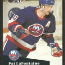 New York Islanders Pat LaFontaine 1991 Pro Set Hockey Card # 149