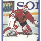 Chicago Blackhawks Ed Belfour Original 1995 Pinup Photo