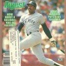 1988 Baseball Digest New York Yankees Dave Winfield Roger Clemens St Louis Browns Bobo Holloman