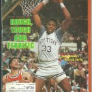 1984 Sports Illustrated Big East George Hoyas Patrick Ewing LPGA Patty Sheehan Tim Witherspoon