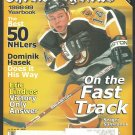 1998 Hockey News Yearbook Boston Bruins Buffalo Sabres Dallas Stars Philadelphia Flyers