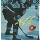 Pittsburgh Penguins Mario Lemieux 1994 Pinup Photo
