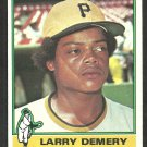 Pittsburgh Pirates Larry Demery 1976 Topps Baseball Card # 563 ex