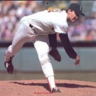 Boston Red Sox Roger Clemens Original 1986 Pinup Photo