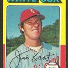 Chicago White Sox Jim Kaat 1975 Topps Baseball Card # 243 vg