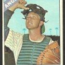 California Angels Merritt Ranew Sold Line Variation 1966 Topps Baseball Card # 62a good