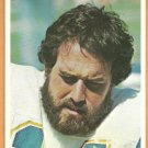San Diego Chargers Dan Fouts 1980 Topps Super Football Card # 7 ex mt