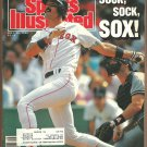1988 Sports Illustrated Boston Red Sox Dwight Evans Notre Dame Los Angeles Raiders Rams Olympics