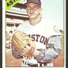 Houston Astros Bob Bruce 1966 Topps Baseball Card # 64 vg