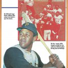 Pittsburgh Pirates Willie Stargell World Series Hero 1995 Pinup Photo