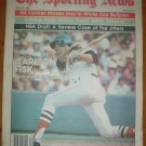 1980 The Sporting News Boston Red Sox Carlton Fisk No Label NHL Draft Minnesota Twins Tom Watson