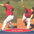 Boston Red Sox Keith Foulke 2006 Pinup Photo