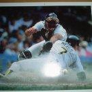 Detroit Tigers Matt Nokes Oakland Athletics Walt Weiss 1991 Pinup Photo