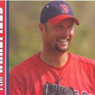 Boston Red Sox Tim Wakefield 2005 Pinup Photo