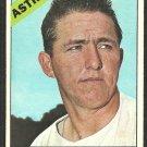 Houston Astros John Bateman 1966 Topps Baseball Card # 86 ex