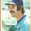 Chicago Cubs Dave Kingman 1980 Topps Super # 16 Gray Back Variation ex