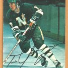 Minnesota North Stars Tim Young 1977 Topps Insert Hockey Card # 22 vg