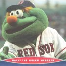 Boston Red Sox Wally The Green Monster 2006 Pinup Photo