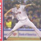 Boston Red Sox Bronson Arroyo 2005 Pinup Photo