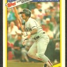 Boston Red Sox Jim Rice 1987 Topps Woolworths Baseball Card # 5