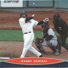 Boston Red Sox Manny Ramirez 2006 Pinup Photo