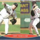 Boston Red Sox Curt Schilling 2006 Pinup Photo