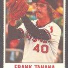 California Angels Frank Tanana 1978 Hostess Baseball Card # 101