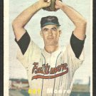 Baltimore Orioles Ray Moore 1957 Topps Baseball Card # 106 ex/em