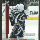 Toronto Maple Leafs Curtis Joseph 2001 Sports Illustrated For Kids 121