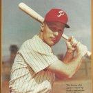 Philadelphia Phillies Richie Ashburn 1991 Pinup Photo