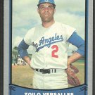 Los Angeles Dodgers Zoilo Versalles 1988 Pacific Baseball Legends 107