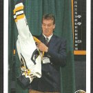 Boston Bruins Glen Murray RC Rookie Card 1991 Upper Deck Hockey Card 69